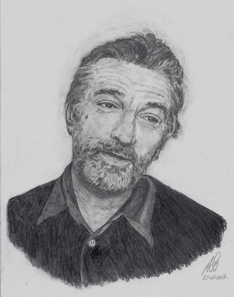 Robert De Niro by ABO